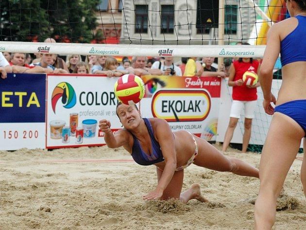 Slovácké beachové léto. Ilustrační foto.