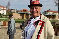 V Uherském Hradišti, Velehradě a v Huštěnovicích si v sobotu dali dostaveníčko Slovácké krúžky z Prahy, Brna a Bratislavy