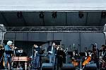 Stovky lidí se vnedělním podvečeru nechaly unášet desátým Velkomoravským koncertem ve Starém Městě.