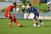 Fotbalisté Slovácka v posledním přípravném utkání podlehli v Rakousku Admiře Vídeň 2:3.
