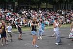 Uherský Brod o víkendu hostil už čtvrtý ročník Bílokarpatských slavností.