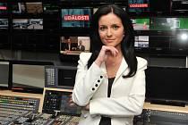 Je jí teprve šestadvacet a už se vypracovala na moderátorku prestižní zpravodajské relace České televize, Události. Navíc právě ve středu 4. dubna se v Událostech objeví poprvé.