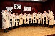 Mužský sbor ve Lhotě slavil