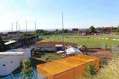 Areál Na Mlatevni v Kunovicích bude za dva roky hostit evropskou ženskou softbalovou špičku