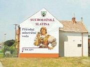 Jeden z charakteristických symbolů obce Suchá Loz.