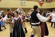 Osmý krojový ples vBabicích okrášlila moravská beseda