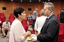 Ministr Richard Brabec se na Modré setkal se starosty obcí