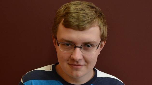Chemik. Stanislav Chvíla z Veletin má o svém budoucím zaměření téměř jasno.