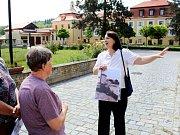 Víkend otevřených klášterních zahrad ve Velehradě. Ilustrační foto