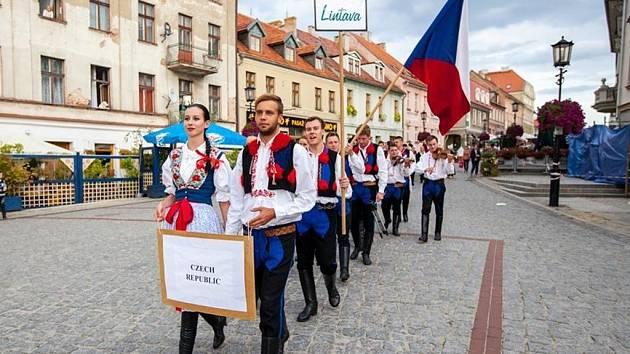 Lintava v Polsku předvedla celý svůj repertoár