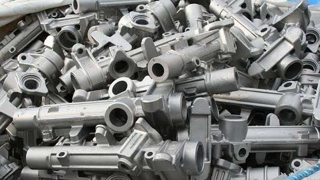 Přes tři tuny hliníku ukradli z firmy dva zloději. Škoda činila 469 tisíc korun.
