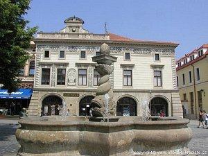 Lékárna U Zlaté koruny v Uherském Hradišti