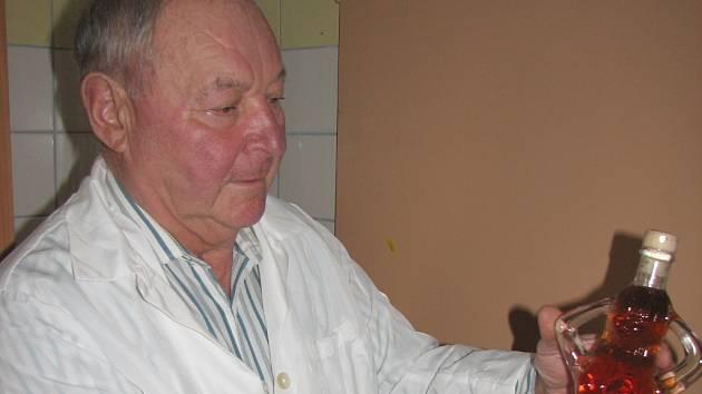 Václav Hromčík je hrdý na medovinu Elisa, která byla poctěna Zlatým klasem.