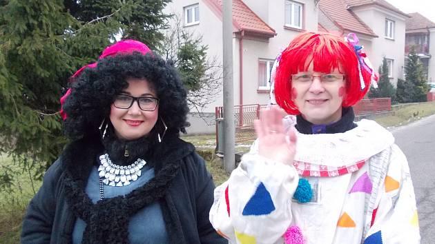 Fašank 2018 v Rudicích.