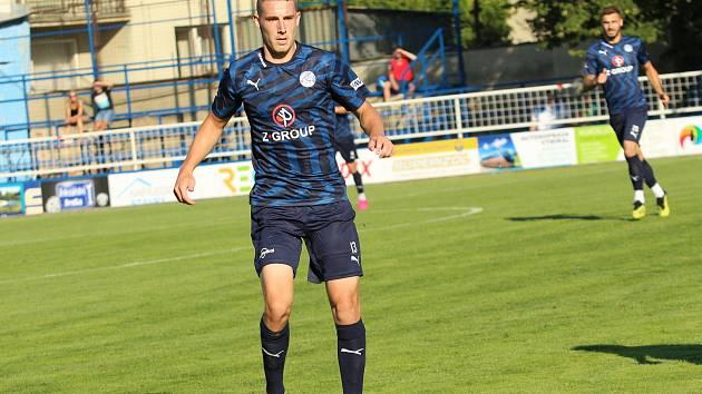 Záložník Slovácka Michal Kohút si chce zahrát proti Pardubicím, kterým pomáhal ve druhé lize.