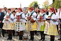 První říjnový víkend patřil v Uherském Brodě Růžencové pouti.