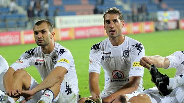 Libor Došek (vpravo). Ilustrační foto.