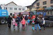 Kovozoo vRec Group Staré Město se díky tvořivých dětem rozrostla o další zvířata.