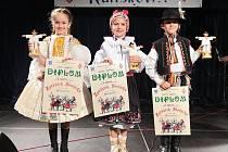 5. ročník soutěže Zpěváček roku v kulturním domě v Ratíškovicích