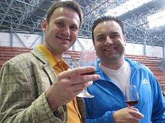 Milovníci vína zavítali do Hradiště