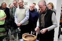 V Turistickém centru na Velehradě bude až do 30. dubna k vidění výstava Velikonoce a dřevo.