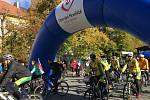 Cyklostezky na Uherskohradišťsku uzavřelo 500 cyklistů a pěších.