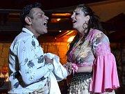 Jubilejní lidová svatba netradičně představila svatební zvyky romského etnika.
