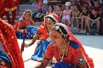 15. ročník folklorních vystoupení v Uherském Brodě se zúčastnily soubory z Namibie, Indie, Egypta a Peru.