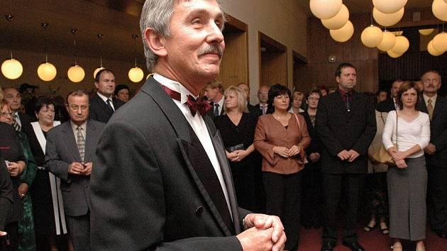Ředitel Slováckého divadla Igor Stránský.