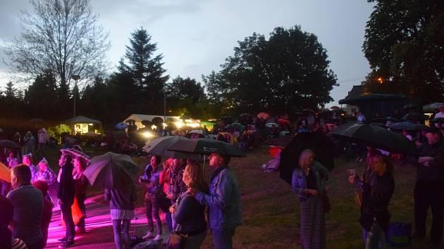 Buchlovské hudební léto. Ilustrační foto