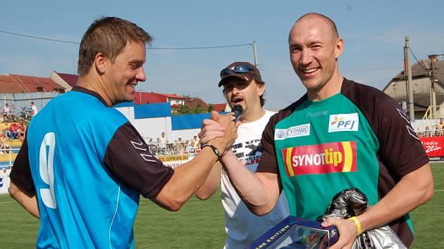 Zleva: Petr Švancara, Karel Rachůnek. Ilustrační foto.