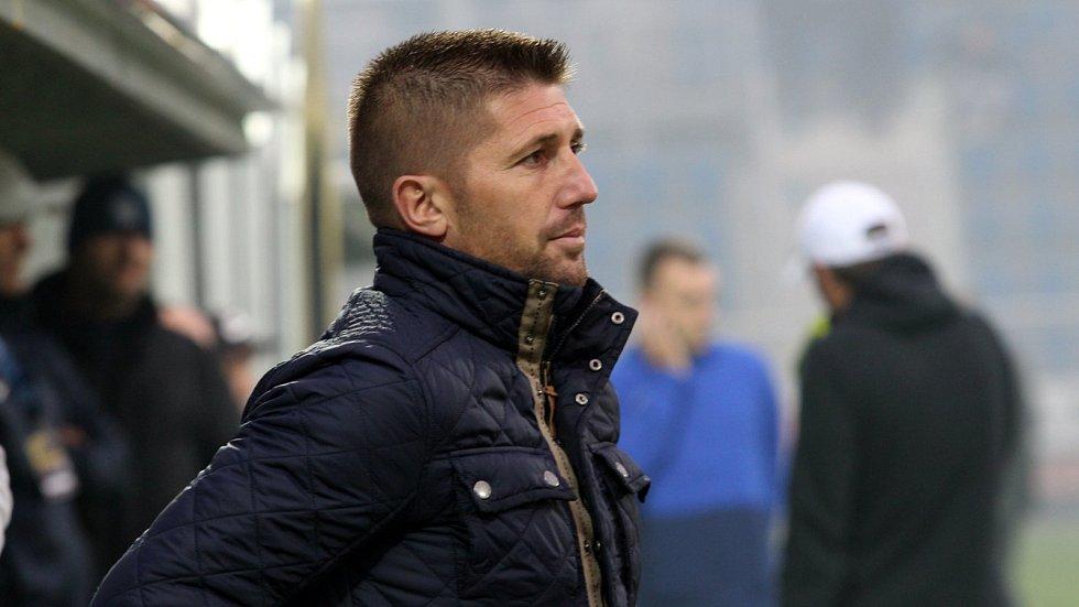 Sportovní Manažer Slovácka Veliče Šumulikoski