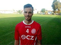 Záložník Martin Malenovský po minulé sezoně opustil Hulín a společně s Jakubem Dostálem a Erikem Hradilem odešel do Uherského Brodu.