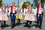 Hody v Dolním Němčí
