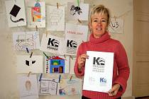 Den dětské knihy uspořádali v sobotu pro nejmenší čtenáře v uherskobrodské Knihovně Františka Kožíka.