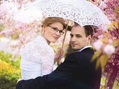 Soutěžní svatební pár číslo 51 - Lucie a Michal Rešovi, Hranice