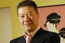 Tomio Okamura.