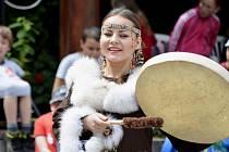 Ve středu 25. června se v atriu Muzea J. A. Komenského v Uherském Brodě konalo vystoupení vybraných zahraničních souborů, které se o nadcházejícím víkendu zúčastnily 69. ročníku Mezinárodního folklorního festivalu Strážnice.