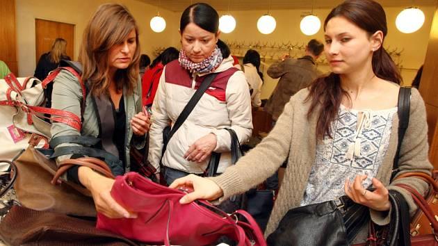 2. kabelkový veletrh v Uherském Hradišti.