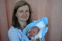 Renáta Fiurášková, Prostřední Bečva, syn Martin Fiurášek, 52cm, 3700g, 6. 6. 2010.