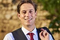 Operní zpěvák Martino Hammerle-Bortolotti pochází z Rakouska, ale už 25 let žije v Brně.