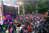 Sportovně kulturní festival Slovácké léto. Ilustrační foto