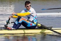 Michal Plocek je na začátku veslařské sezony ve výjimečné formě.