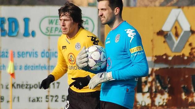 Dušan Melichárek (vpravo). Ilustrační foto.
