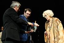 Křest DVD Harold a Maude ve Slováckém divadle.