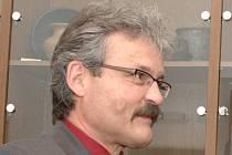 Ředitel Slováckého muzea Ivo Frolec.