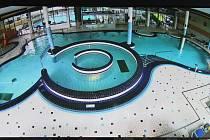 Pozvolný rozjezd v Aquaparku Uherské Hradiště - 25. 5. 2020