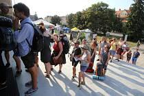 Festival Letní filmová škola Uherské Hradiště 2019 - akreditace účastníků