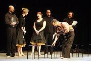 Pořad Claudio Monteverdi a české země ve Slováckém divadle v Uherském Hradišti.