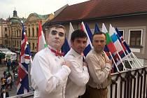 Na mezinárodním Festivalu evropských regionů v Hradci Králové hrdě reprezentujeme s Cenou facky Slovácko.